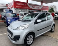 USED 2012 62 PEUGEOT 107 1.0 ACTIVE 5d 68 BHP *ONLY 63,000 MILES*