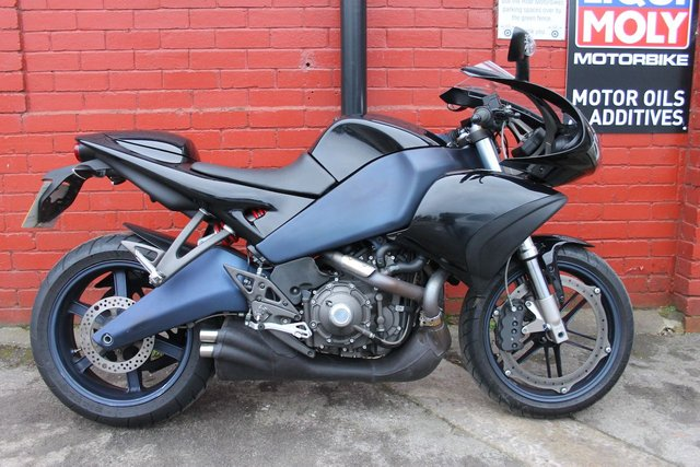 USED 2008 08 BUELL 1125R * Low Mileage, 3mth Warranty, 12mth Mot, Finance Available* A Best Of A Machine, Low Mileage, Finance Available.