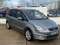 USED 2014 14 FORD GALAXY 2.0 TITANIUM TDCI 5d 138 BHP