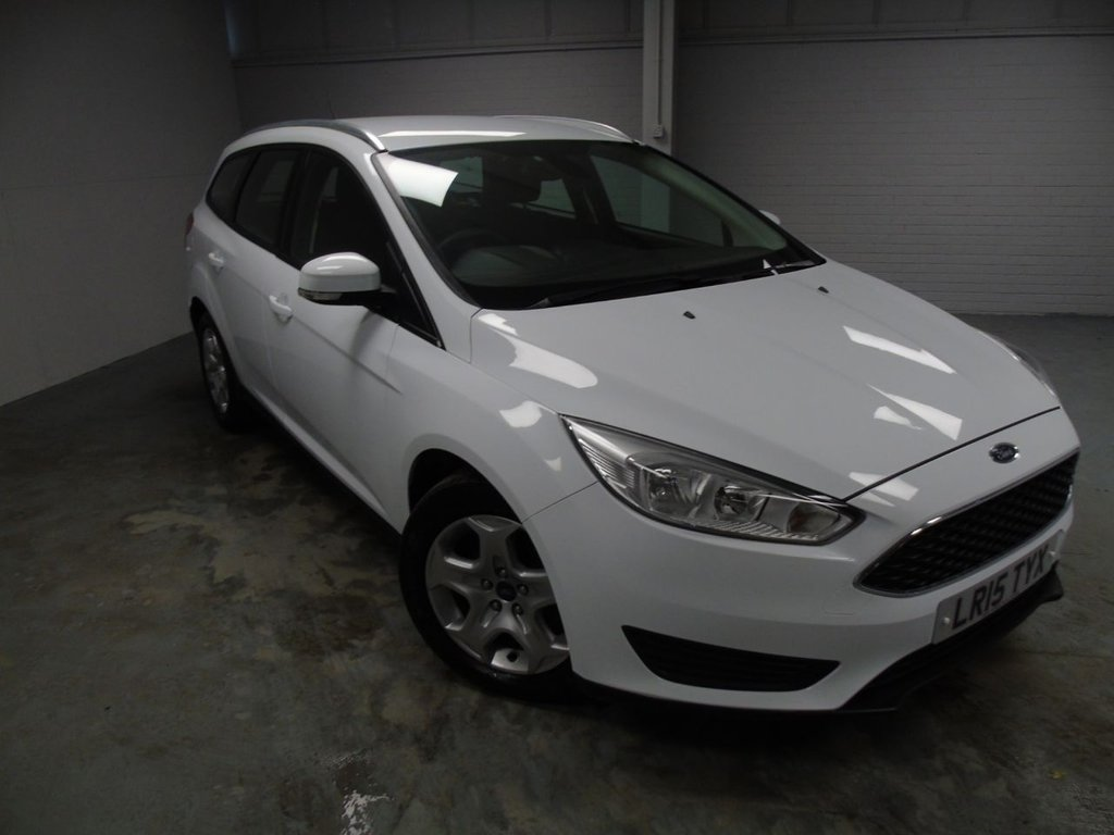 USED 2015 15 FORD FOCUS 1.6 STYLE TDCI 5d 94 BHP £153 a month, T&Cs apply.