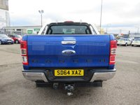 USED 2014 64 FORD RANGER 3.2 LIMITED 4X4 DCB TDCI 4d 197 BHP