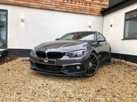 USED 2017 67 BMW 4 SERIES 2.0 420D M SPORT 2d AUTO 188 BHP