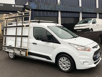 USED 2015 65 FORD TRANSIT CONNECT 1.6 210 TREND P/V 94 BHP