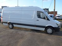 USED 2017 17 MERCEDES-BENZ SPRINTER 2.1 314CDI 140 BHP