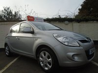 USED 2011 11 HYUNDAI I20 1.2 COMFORT 5d 77 BHP GUARANTEED TO BEAT ANY 'WE BUY ANY CAR' VALUATION ON YOUR PART EXCHANGE