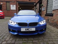 USED 2014 64 BMW 4 SERIES 2.0 420I XDRIVE M SPORT 2d 181 BHP (Drive Away Today)