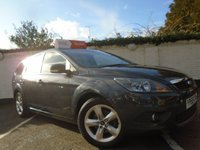 2009 FORD FOCUS 1.6 ZETEC 5d AUTOMATIC 100 BHP £4299.00