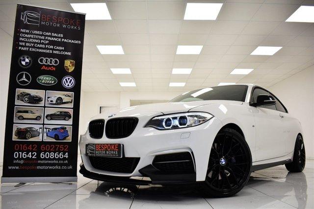 2015 65 BMW 2 SERIES M235I 3.0 TWIN TURBO