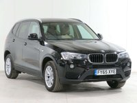 2015 BMW X3 2.0 20d SE xDrive 5dr £14488.00