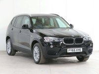 USED 2015 65 BMW X3 2.0 20d SE xDrive 5dr £2,865 of EXTRAS  inc CAMERA
