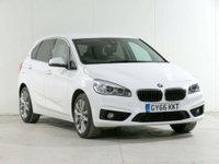 2016 BMW 2 SERIES 1.5 225xe 7.6kWh Sport Active Tourer Auto 4WD (s/s) 5dr £15924.00