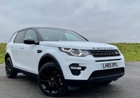 USED 2015 65 LAND ROVER DISCOVERY SPORT 2.0 TD4 HSE Luxury Auto 4WD (s/s) 5dr PAN ROOF+MERIDIAN+7 SEATER
