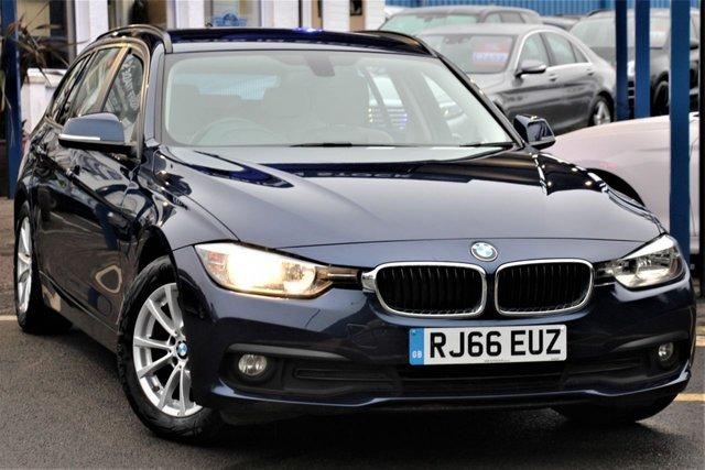2016 66 BMW 3 SERIES 2.0 320D ED PLUS TOURING 5d 161 BHP