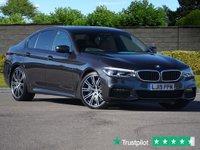 USED 2019 19 BMW 5 SERIES 3.0 540I XDRIVE M SPORT 4d 335 BHP