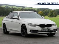 2016 BMW 3 SERIES 2.0 320I SPORT 4d 181 BHP SOLD