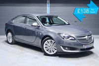 USED 2013 63 VAUXHALL INSIGNIA 2.0 CDTI SE ECOFLEX *FREE ROAD TAX*  ** 2 KEYS, ISOFIX POINTS, DAYTIME RUNNING LIGHTS **