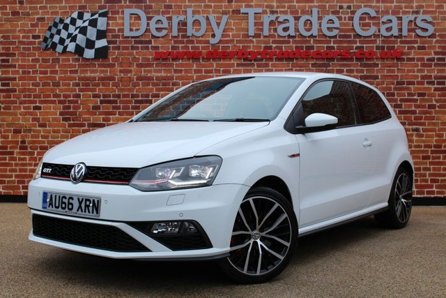 VOLKSWAGEN POLO at Derby Trade Cars