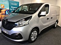 USED 2017 67 RENAULT TRAFIC 1.6 SL27 SPORT NAV ENERGY DCI 125 BHP HIGH SPEC, EURO 6, LOW MILES