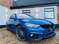USED 2016 51 BMW 4 SERIES 3.0 435D XDRIVE M SPORT 2d AUTO 309 BHP