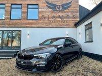 USED 2018 67 BMW 5 SERIES 3.0 530D M SPORT 4d AUTO 261 BHP