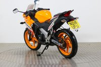 USED 2016 16 HONDA CBR125 ALL TYPES OF CREDIT ACCEPTED GOOD & BAD CREDIT ACCEPTED, 1000+ BIKES IN STOCK