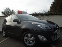 2011 RENAULT GRAND SCENIC 1.6 DYNAMIQUE TOMTOM VVT 7 SEATER 5d 110 BHP £4799.00