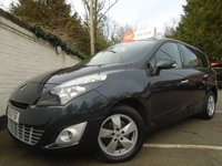 USED 2011 61 RENAULT GRAND SCENIC 1.6 DYNAMIQUE TOMTOM VVT 7 SEATER 5d 110 BHP GUARANTEED TO BEAT ANY 'WE BUY ANY CAR' VALUATION ON YOUR PART EXCHANGE