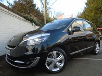 USED 2013 62 RENAULT GRAND SCENIC 1.6 DYNAMIQUE TOMTOM VVT 7 SEATER 5d 110 BHP GUARANTEED TO BEAT ANY 'WE BUY ANY CAR' VALUATION ON YOUR PART EXCHANGE