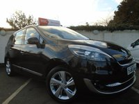 2013 RENAULT GRAND SCENIC 1.6 DYNAMIQUE TOMTOM VVT 7 SEATER 5d 110 BHP £5799.00