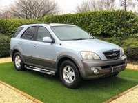 USED 2006 56 KIA SORENTO 2.5 XE CRDI 5d 139 BHP