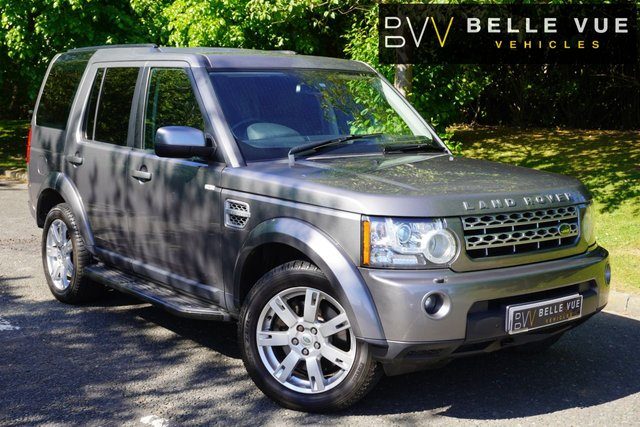 USED 2010 59 LAND ROVER DISCOVERY 3.0 4 TDV6 XS 5d 245 BHP *ONE OWNER, ONLY 85K MILES, WELL SPECCED!*