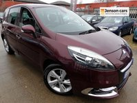 2012 RENAULT SCENIC 1.5 DYNAMIQUE TOMTOM ENERGY DCI S/S 5d 110 BHP £3690.00