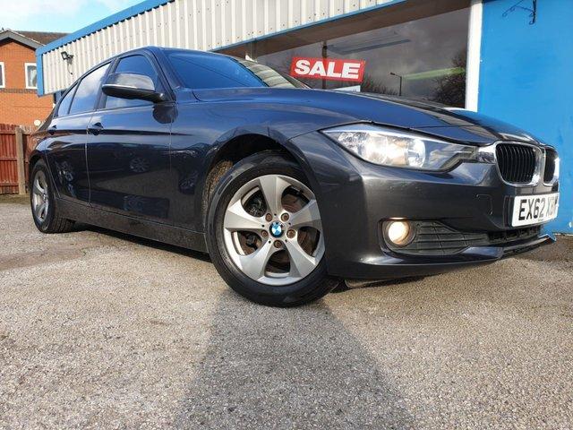 USED 2012 62 BMW 3 SERIES 2.0 320D EFFICIENTDYNAMICS 4d 161 BHP