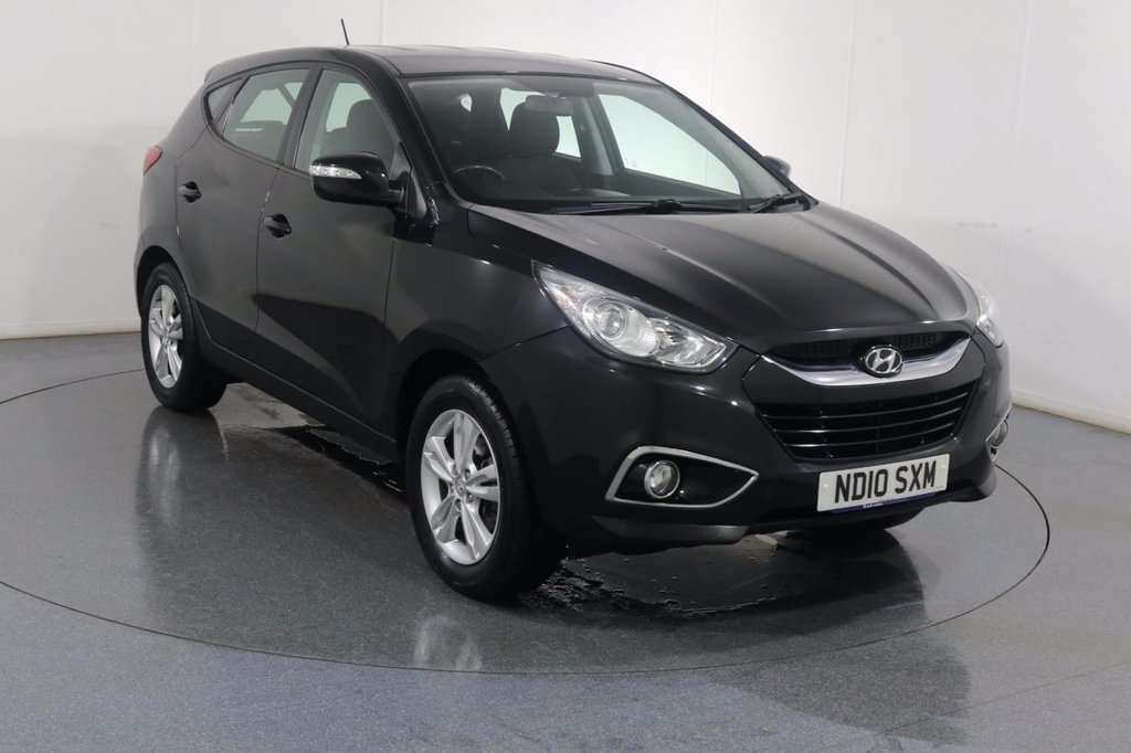 USED 2010 10 HYUNDAI IX35 2.0 STYLE 5d 161 BHP BLUETOOTH I HEATED SEATS I A/C