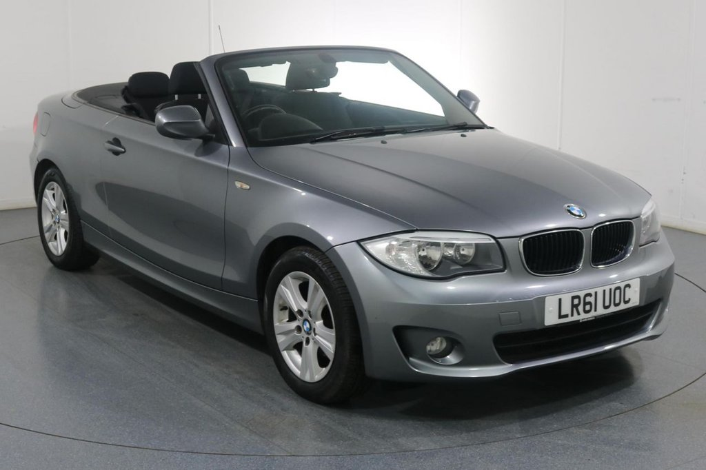 USED 2011 61 BMW 1 SERIES 2.0 118D SE 2d 141 BHP 8 STAMP FULL SERVICE HISTORY