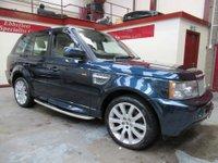 2006 LAND ROVER RANGE ROVER SPORT 2.7 TD V6 HSE 5dr £5500.00