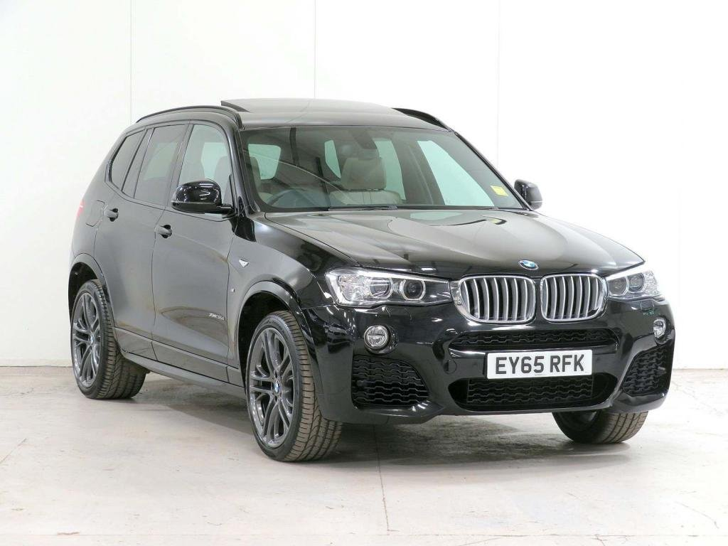 USED 2016 65 BMW X3 3.0 35d M Sport Sport Auto xDrive 5dr **7,640 EXTRAS**HOME-DELIVERY