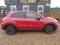USED 2016 16 FIAT 500X 1.6 E-Torq Pop 5dr Full Fiat History, 1 Owner