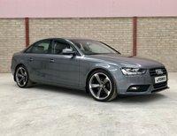 2012 AUDI A4 2.0 TDI SE TECHNIK 4d 134 BHP £6495.00