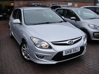 USED 2011 61 HYUNDAI I30 1.4 COMFORT 5d 108 BHP ANY PART EXCHANGE WELCOME, COUNTRY WIDE DELIVERY ARRANGED, HUGE SPEC