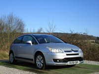 USED 2008 58 CITROEN C4 1.6 VTR PLUS 16V 3d 108 BHP