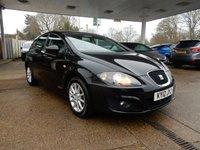 2012 SEAT LEON 1.6 CR TDI SE COPA DSG 5d 103 BHP £4250.00