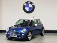 2005 MINI HATCH COOPER 1.6 COOPER 3d 114 BHP £2177.00