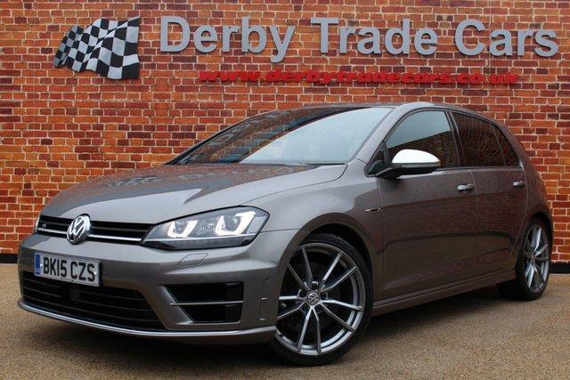 VOLKSWAGEN GOLF at Derby Trade Cars