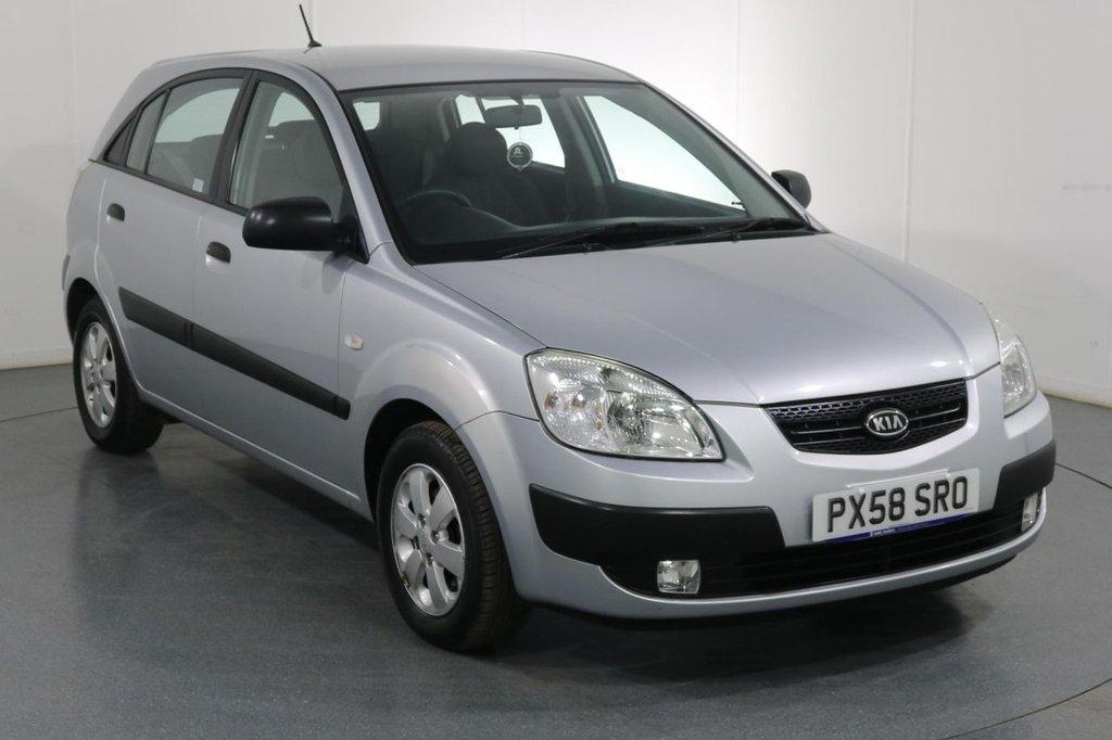 USED 2008 58 KIA RIO 1.4 CHILL 5d 96 BHP Fantastic Value STUNNING CAR