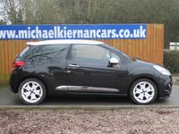 USED 2011 61 CITROEN DS3 1.6 DSPORT HDI  3d 110 BHP BLUETOOTH, AUX/USB INPUT