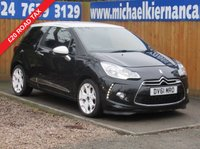 2011 CITROEN DS3 1.6 DSPORT HDI  3d 110 BHP £4795.00