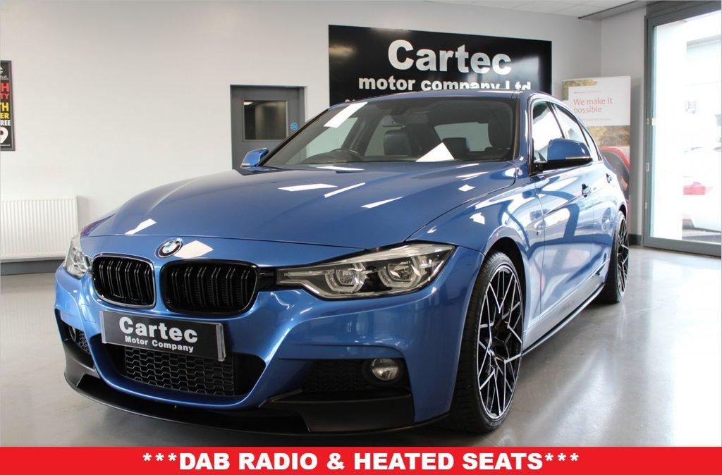 USED 2017 67 BMW 3 SERIES 2.0 320D M SPORT 4d 188 BHP **M PERFORMANCE KIT**
