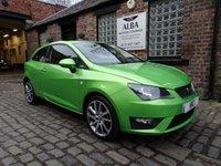 2013 SEAT IBIZA 1.2 TSI FR 3d 104 BHP £5995.00