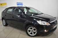 USED 2010 60 FORD FOCUS 1.6 SPORT TDCI 5d 107 BHP